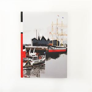 Picture of Riverside Museum A5 notepad