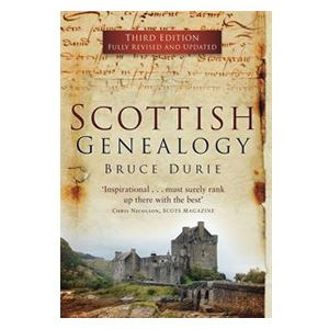 Picture of Scottish Genealogy by Bruce Durie