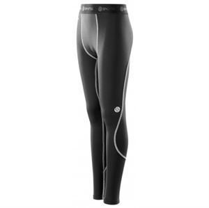 Picture of SKINS Youth Carbonyte Thermal Long Tights Black