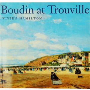 Picture of Boudin at Trouville by Vivien Hamilton