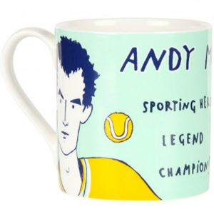 Picture of Andy Murray Mug