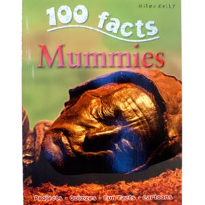 Picture of Mummies 100 Facts