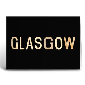 Picture of Bus Blind Glasgow Magnet