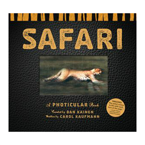 Picture of Safari: a Photicular Book