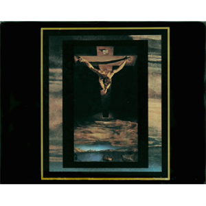 Picture of Dali Christ of St John of the Cross Memo Box