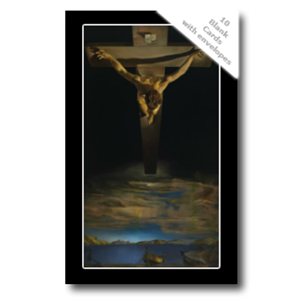 Picture of Dali Christ of St John of the Cross Notecards