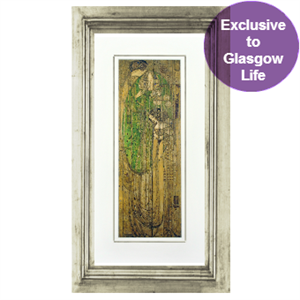 Picture of Willowwood Large Framed Print