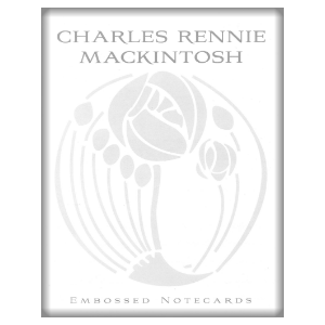 Picture of Mackintosh Embossed Notecards