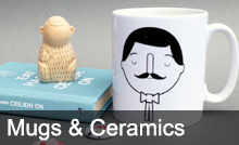 Picture for category Mugs & Ceramics
