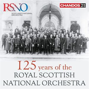 Picture of 125 Years of Royal Scottish National Orchestra