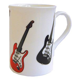 Picture of Electric Guitar Mug