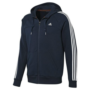 Picture of adidas Mens Essentials Hoody Navy