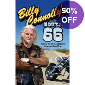 Picture of Billy Connollys Route 66 Book