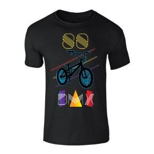 Picture of 80s Bike T-shirt