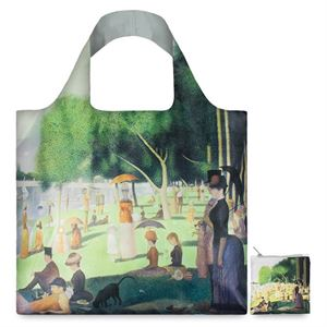Picture of A Sunday on the Island of La Grande Jatte George Seurat LOQI bag