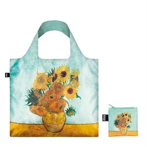 Picture of Vincent Van Gogh Sunflowers LOQI bag