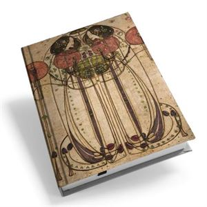 Picture of Mackintosh Wassail A5 Notebook