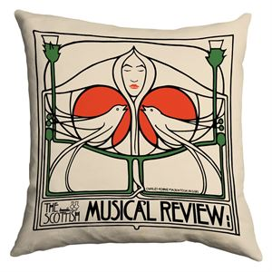 Picture of Mackintosh Musical Review Cushion