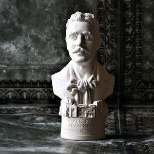 Picture of Charles Rennie Mackintosh Bust