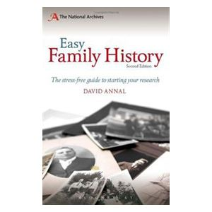 Picture of Easy Family History by David Annal