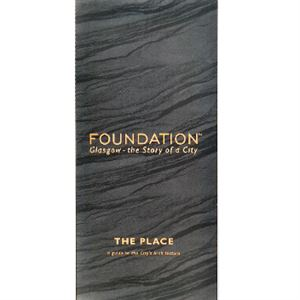 Picture of Foundation Glasgow: the Story of a City booklet