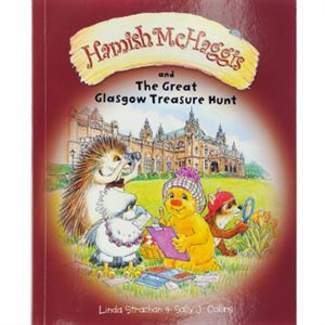 Picture of Hamish McHaggis and the Great Glasgow Treasure Hunt