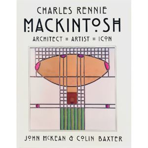 Picture of Charles Rennie Mackintosh Architect Artist Icon