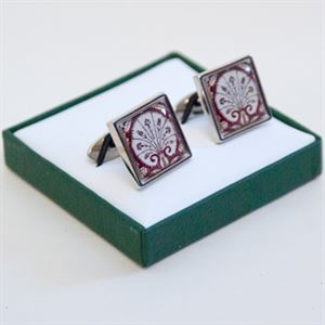 Picture of Islamic Dianthus Cufflinks