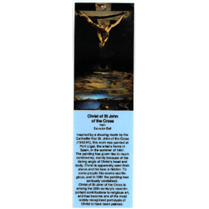 Picture of Dali Christ of St John of the Cross Bookmark