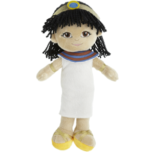 Picture of Egyptian Girl Doll