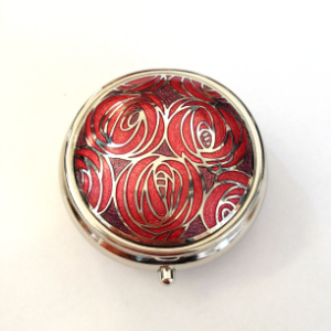 Picture of Mackintosh Enamel Pillbox