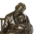 Picture of Motherless Statue Bronze