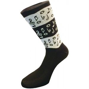 Picture of Music Notes Socks
