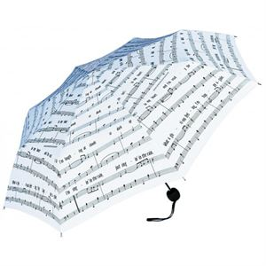 Picture of Singin in the Rain Umbrella White
