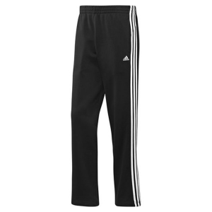 Picture of adidas Mens Essentials 3-stripe Pants Black (XL)