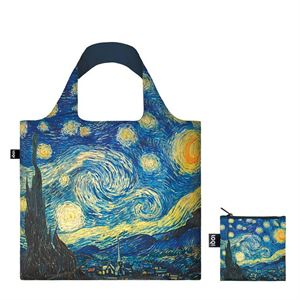 Picture of Vincent Van Gogh The Starry Night LOQI bag