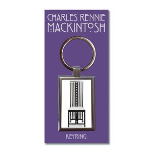 Picture of Mackintosh Chair 1 Keyring
