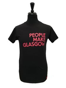 Picture of People Make Glasgow Basic T-Shirt