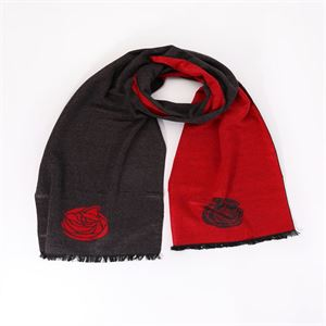 Picture of Mackintosh Inspired Two Tone Rose Scarf