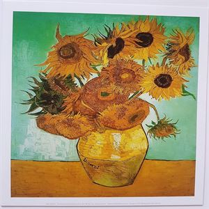 Picture of  Vincent Van Gogh Sunflowers print
