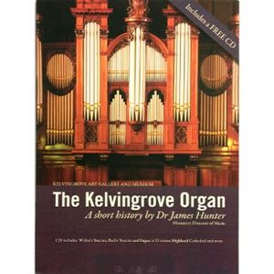 Picture of The Kelvingrove Organ Booklet and CD