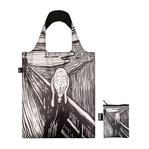 Picture of Edvard Munch The Scream LOQI bag