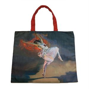 Picture of Anna Pavlova Tote Bag