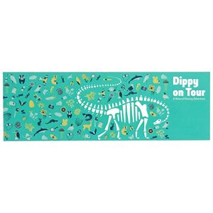 Picture of  Dippy On Tour Bookmark