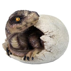 Picture of Hatching Raptor Egg Model (A)
