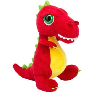 Picture of Large T-Rex Soft Toy - Red