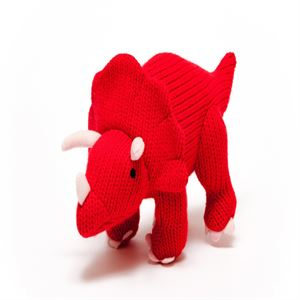 Picture of Knitted Triceratops