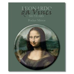 Picture of Mona Lisa Pocket Mirror