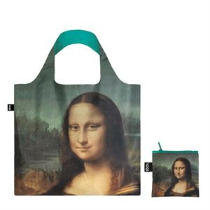 Picture of Mona Lisa Shopping Bag