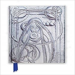 Picture of A5 Magnetic Notebook: Margaret Mackintosh